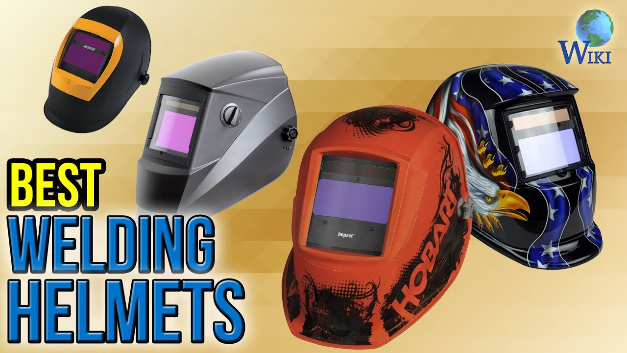 Welding Helmet Buying Guide [2020]